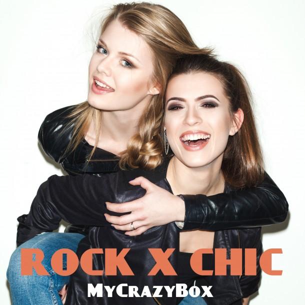 Box d'octobre 2019 : MyCrazyBox Rock X Chic !